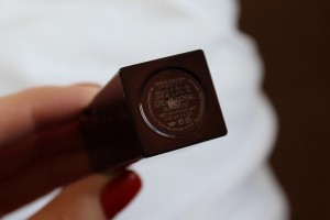 Laura Mercier Creme Smooth Lip Colour, Creme Coral Review & Swatch
