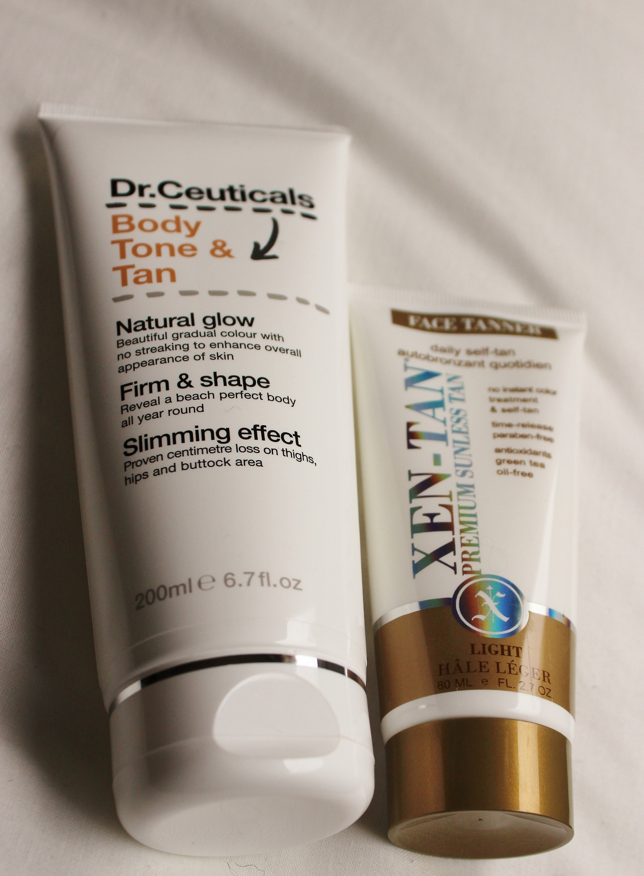 Dr Ceuticals and Xen-Tan Review