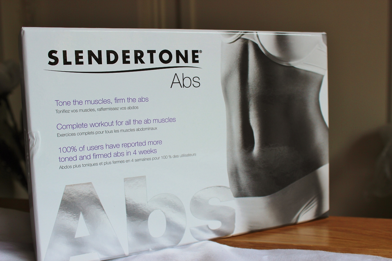 slendertone ab belt, slendertone before and after