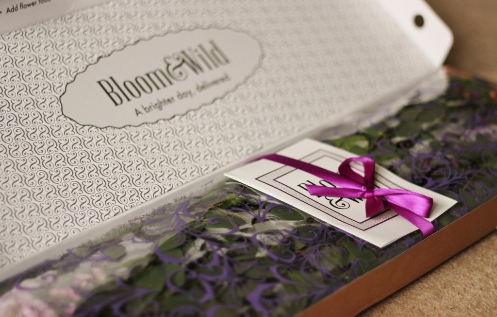 Bloom & Wild Flowers Through Your Letterbox