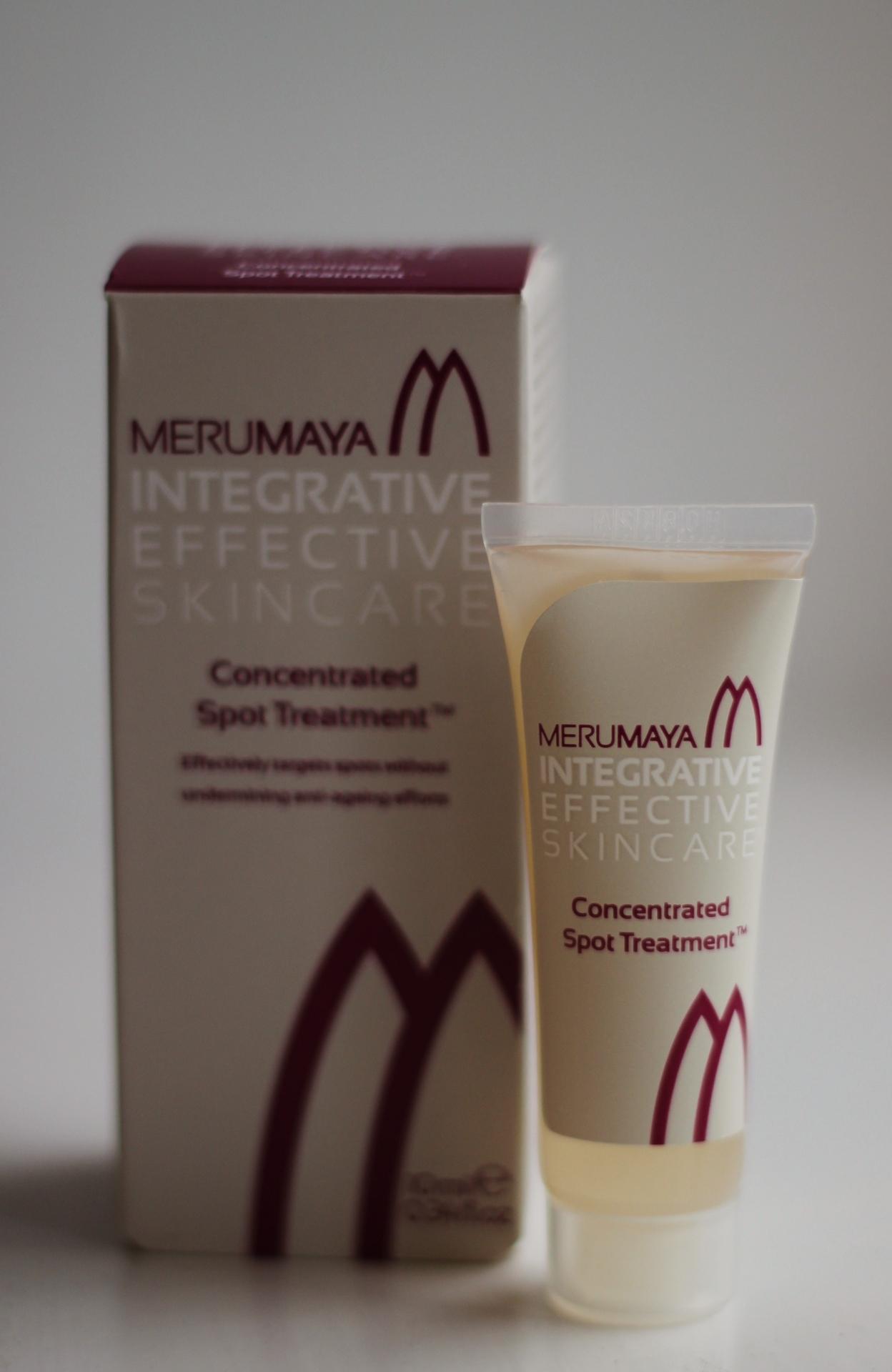 Merumaya Spot treatment