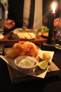 manchester malmaison food review, uk food and drink blog