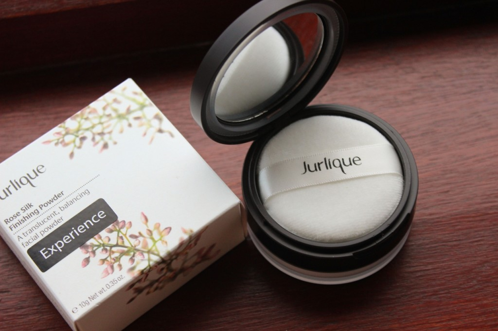 Jurlique Rose Silk Finishing Powder
