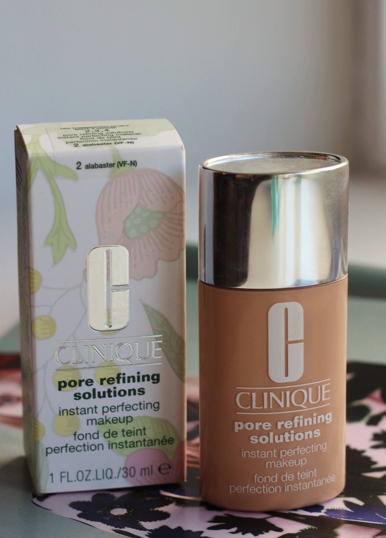 Clinique Pore Refining Foundation
