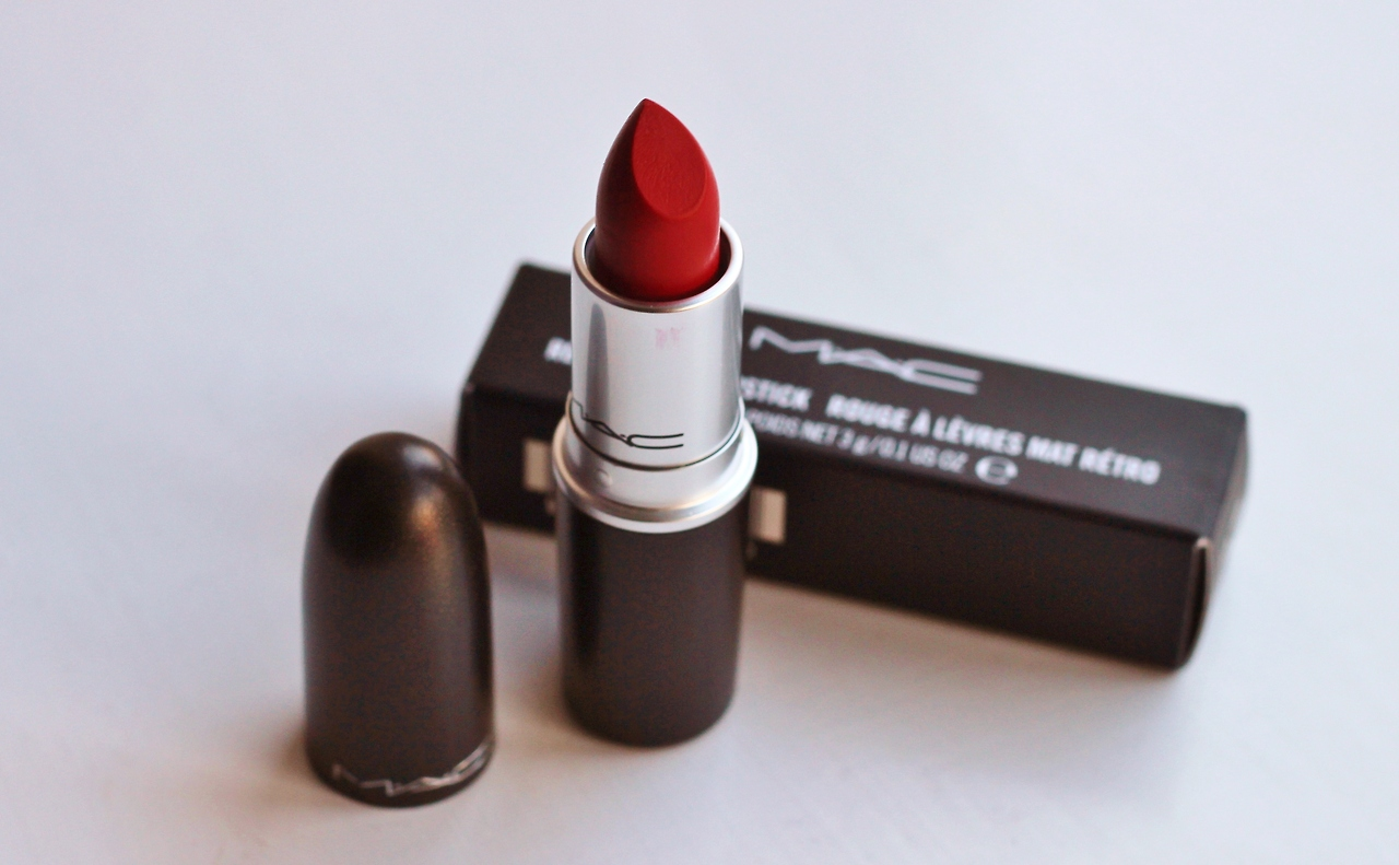 MAC Ruby Woo Review and Swatch