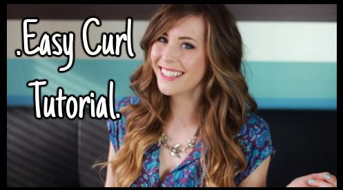Easy Curl Tutorial xameliax