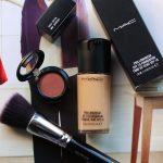 MAC pro longwear review acne
