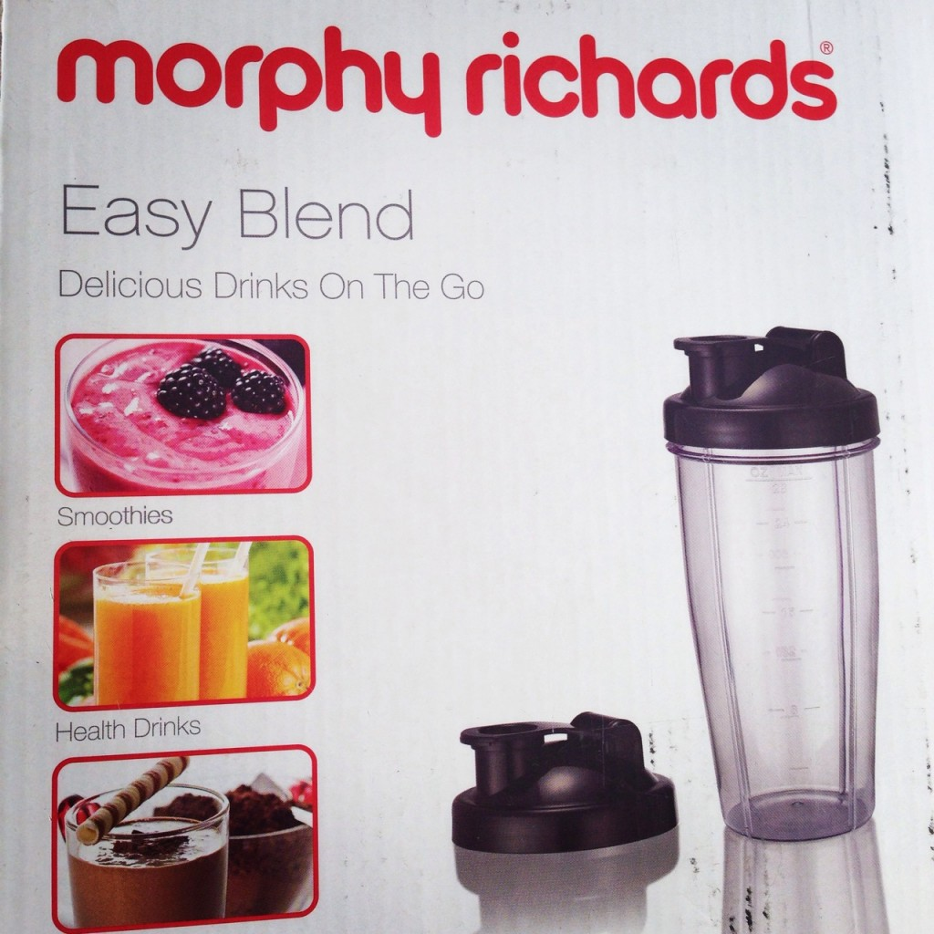 morphy richards easy blend
