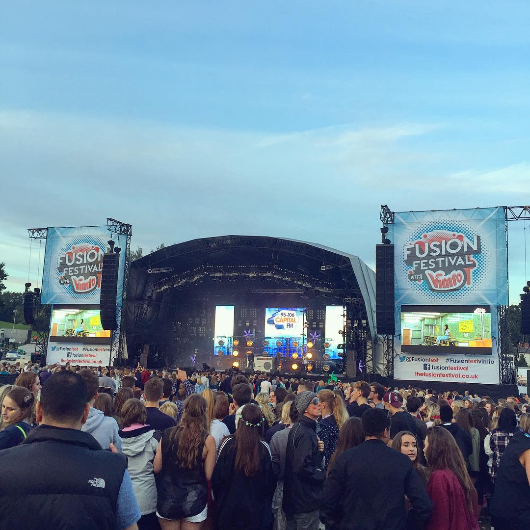 Got a date with joekenmil and edsheeran fusionfest tonight! lbloggershellip