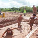 Weekend in Photos | Mud Runs and Afternoon Tea