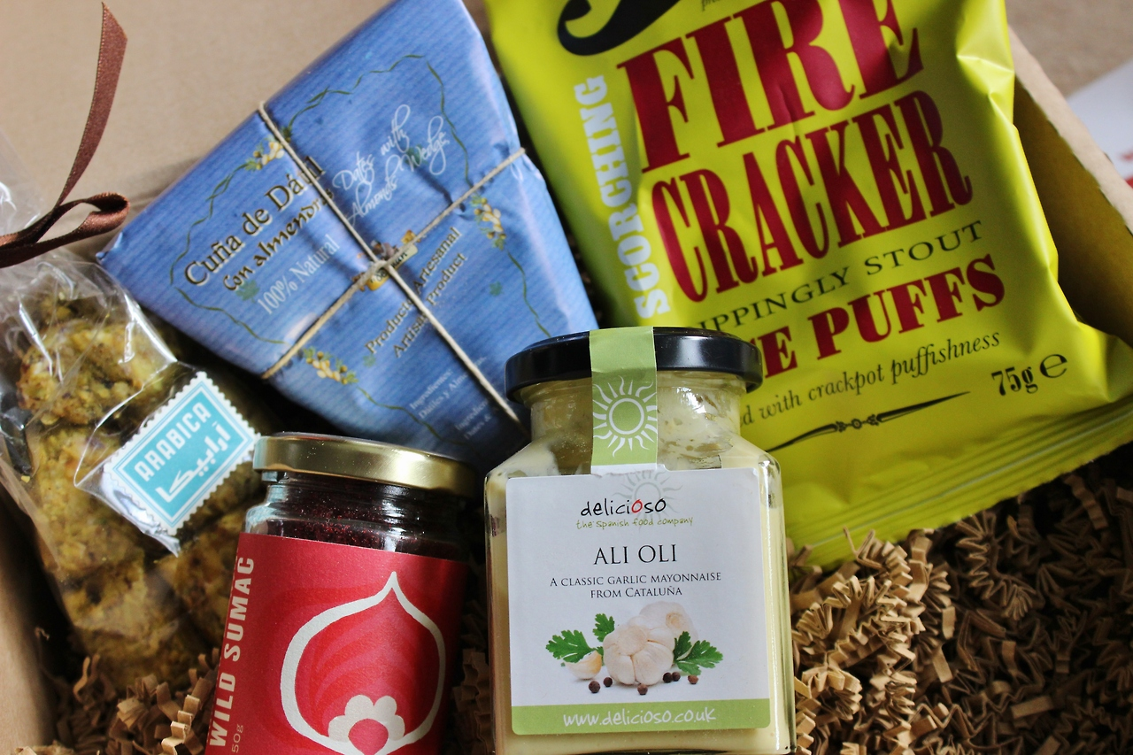 flavrbox review, uk food blog,