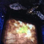 Wicked stage, wicked the musical stage