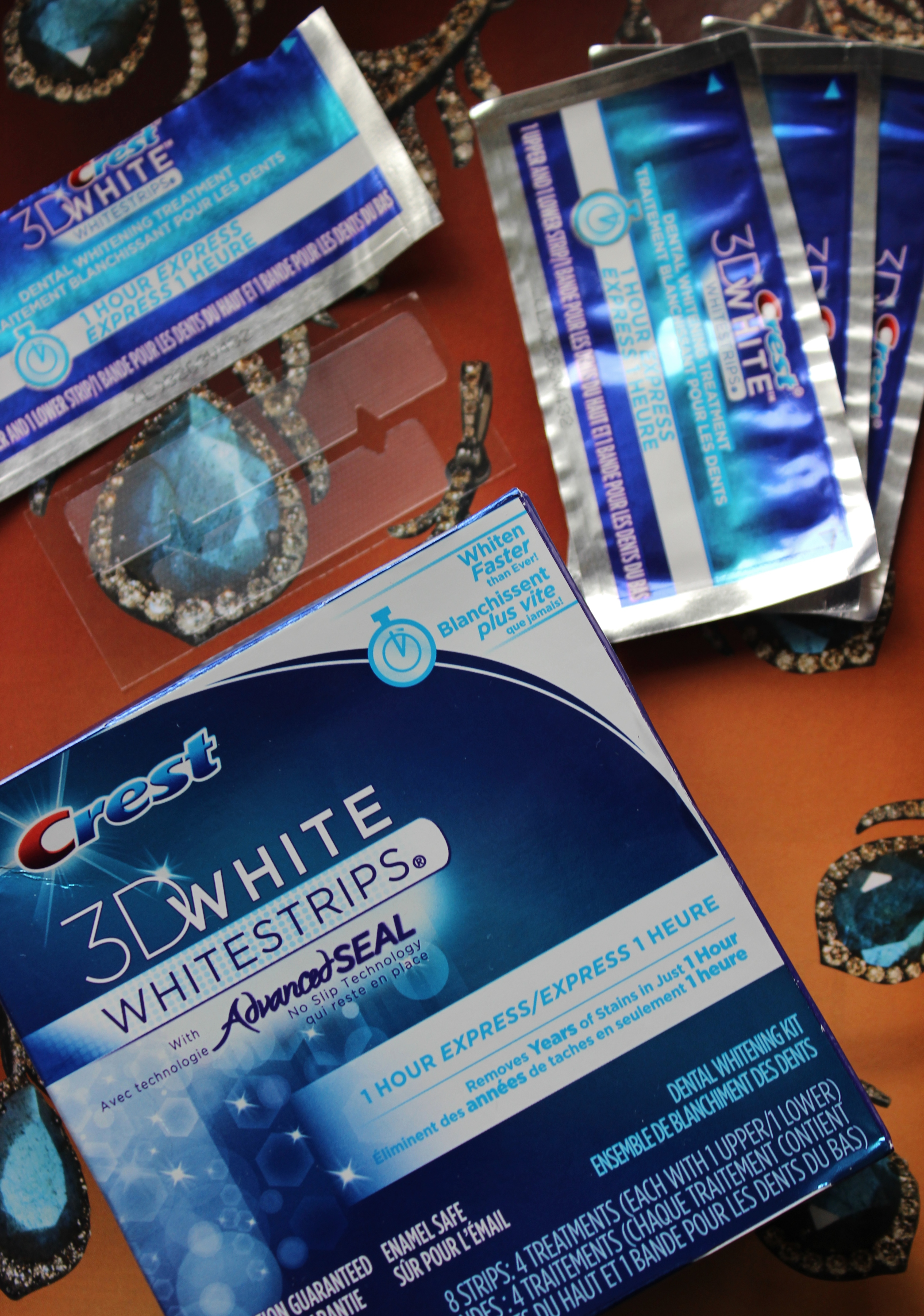 Crest 1 Hour Express Whitening Strips Review Uk