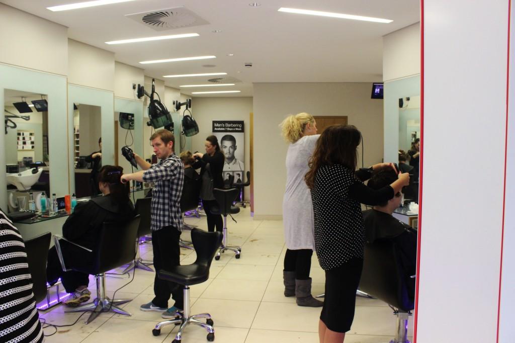 Francesco Group Salon Review