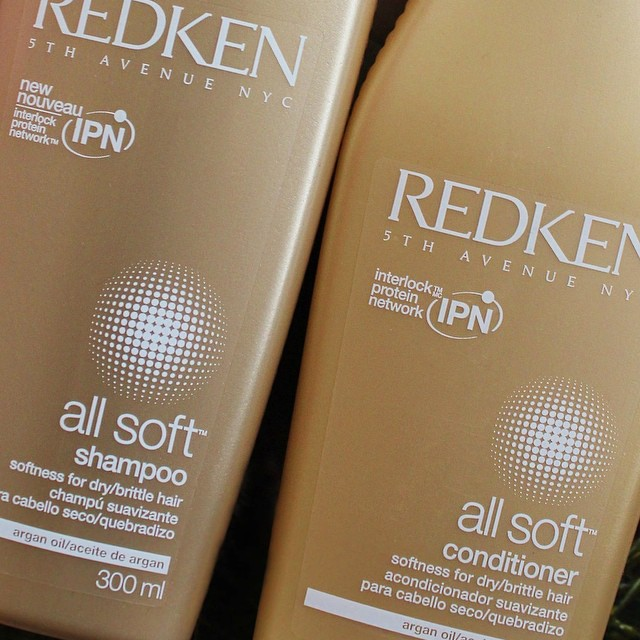 On The Blog Today | Dry or brittle hair? These bad boys will change your life!!! @hairtrade #lbloggers #haircare #redken #allsoft #blogreview