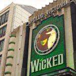 Wicked london, apollo victoria wicked