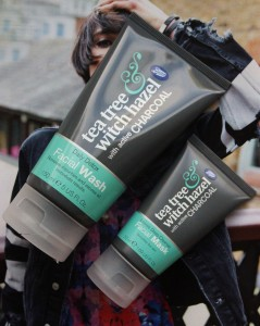 boots charcoal mask, boots tea tree and witch hazel