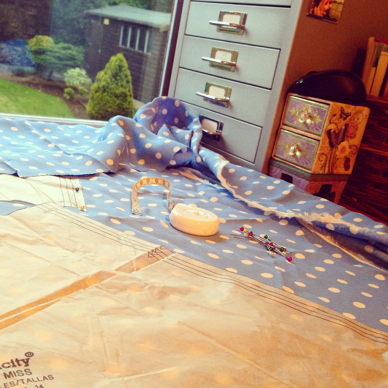 sewing lessons, dressmaking
