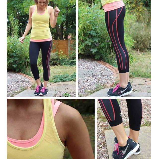 On The Blog Today | xameliax.com | My New Sportswear Obsession @sweatybetty ??? #lbloggers #fitness #sweatybetty #gymgear #sportswear #neon #exercise #keepfit