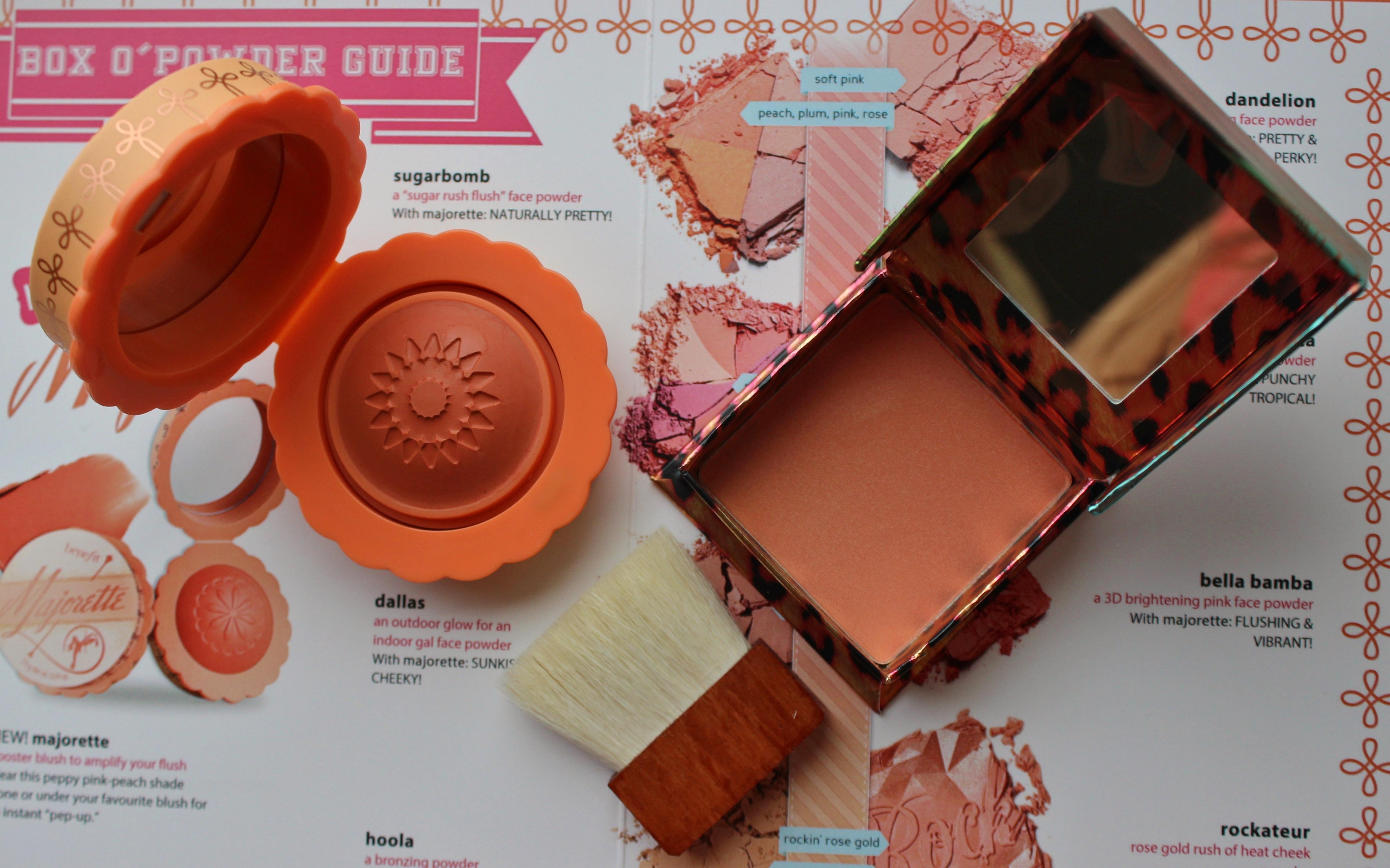 benefit majorette blush review (2)