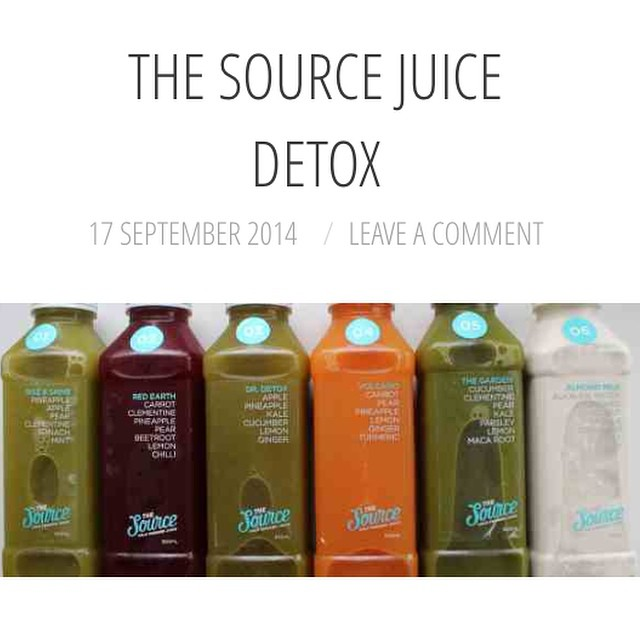 On The Blog Today | xameliax.com | I give The Source Juice Detox a go...????? #lbloggers #fdbloggers #fitness #health #foodanddrink #juicecleanse #detox #thesourcejuice
