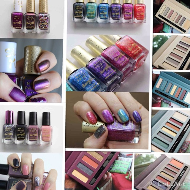 On The Blog Today | xameliax.com | So many @barrymcosmetics goodies ? #bbloggers #barrym #nailpolish #eyepalette #autumnrelease