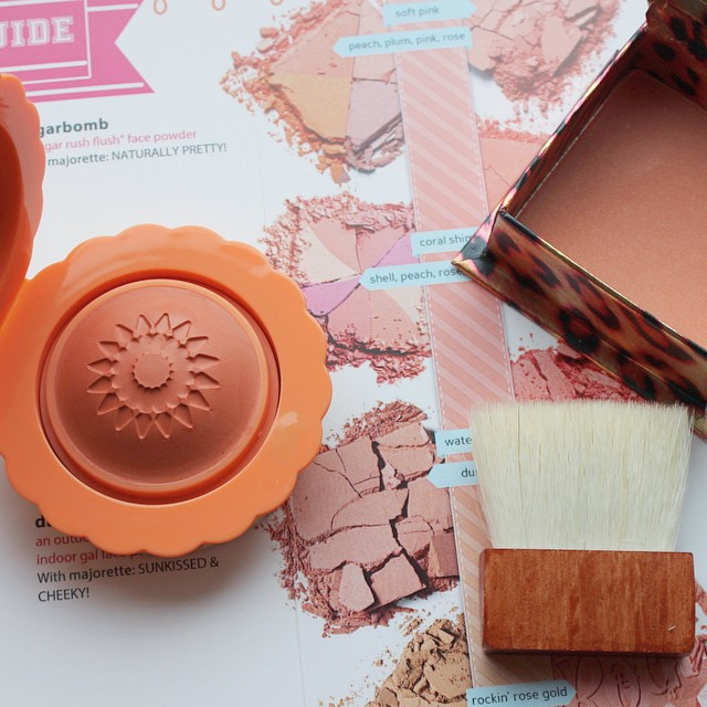 On The Blog Today | xameliax.com | A Cheeky New Product from @benefitcosmeticsuk ? #lbloggers #bbloggers #majorette #cheek2cheek #boosterblush #creamblush #newrelease #blogreview