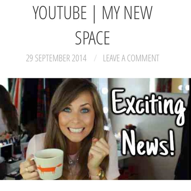 Have you seen my new filming space?! Search 'xameliax news' on Youtube and let me know what you think! ?✨ #lbloggers #britishyoutubers #newhome