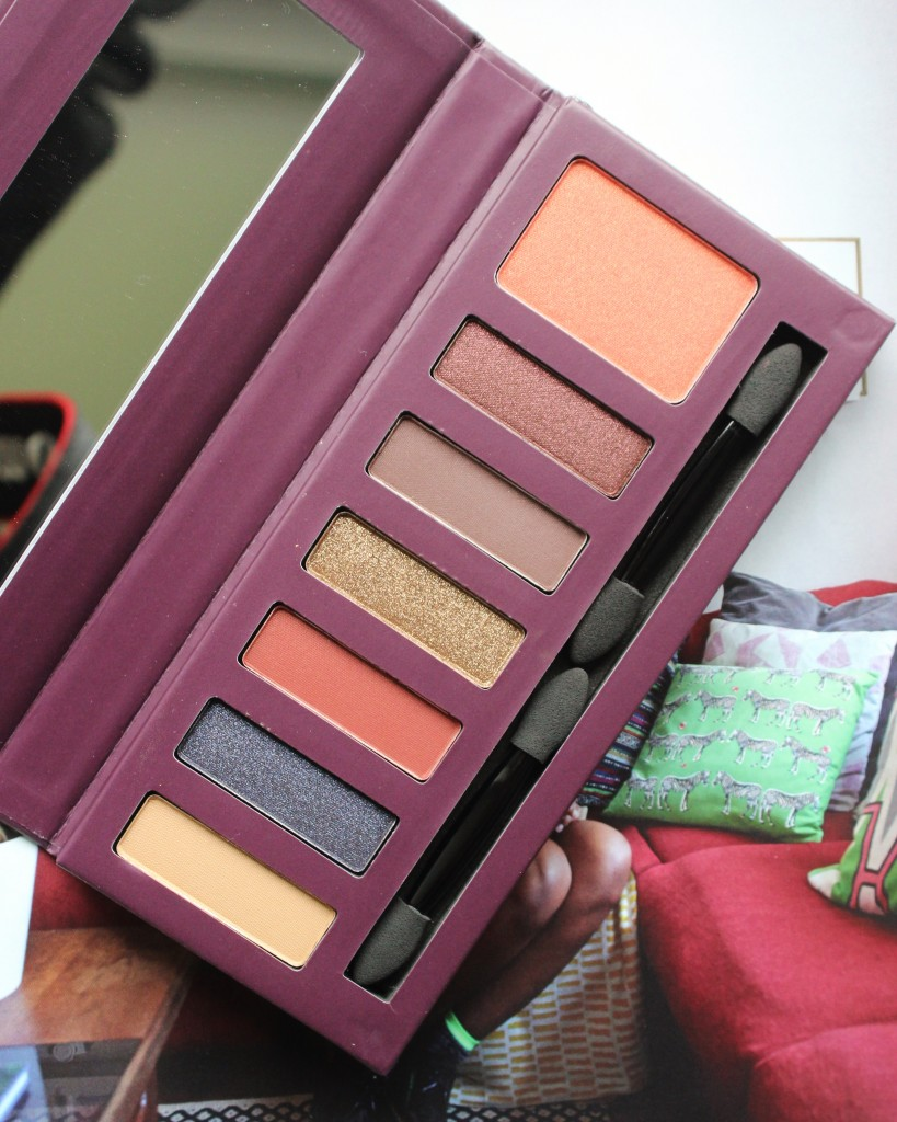 Barry M Autumn 2014 Eye Palette