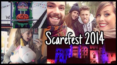 Scarefest 2014 xameliax