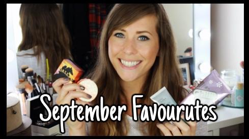 september favourites 2014 xameliax