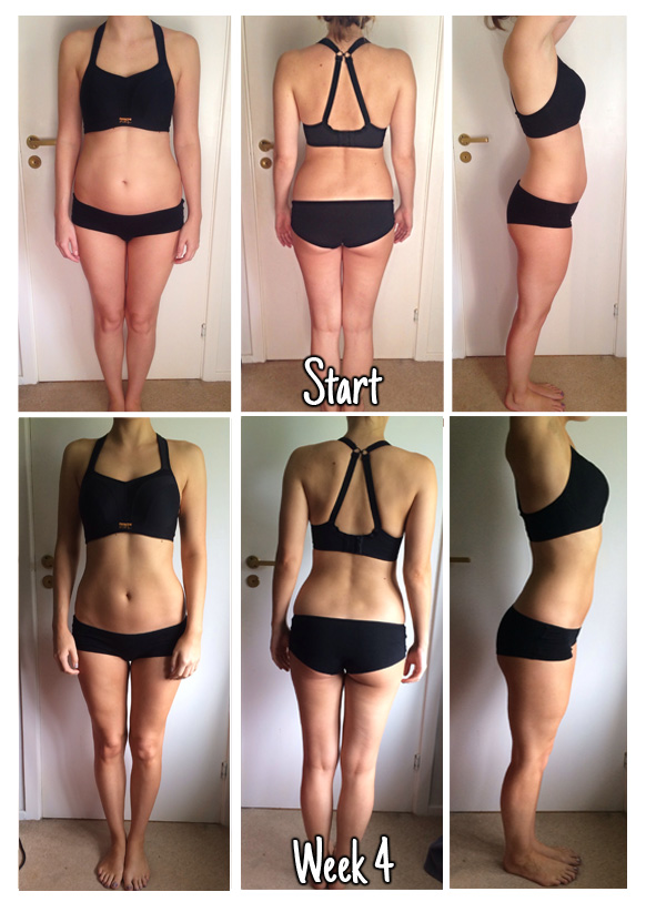 xameliax kayla itsines progress, kayla itsines blog review, before and after kayla itsines