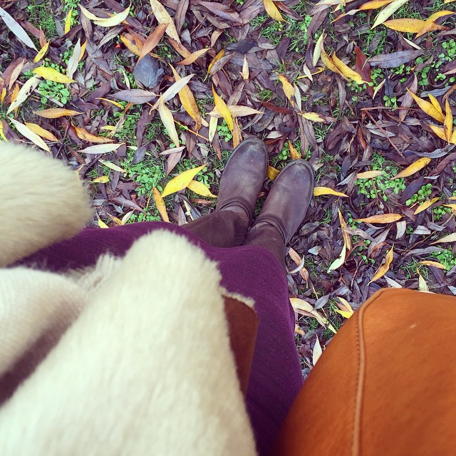 Autumn ???? #lbloggers #weekendaway #london #hydepark #ootd
