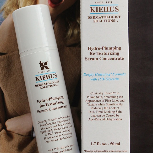 On The Blog Today | xameliax.com | Kiehl's miracle serum you won't want to miss ? #lbloggers #bbloggers #kiehls #skincare #beautyblog #review