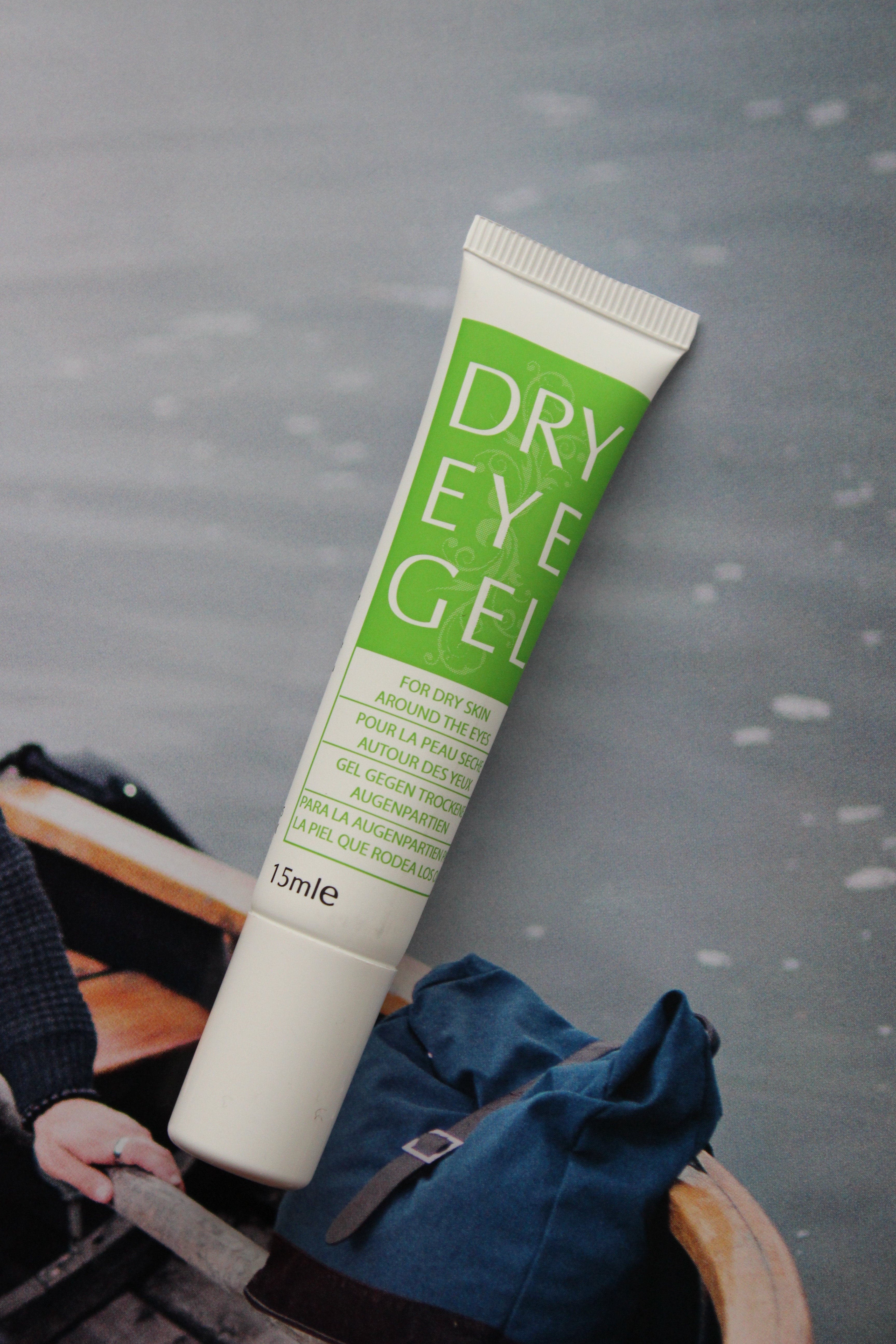 skin shop dry eye gel review