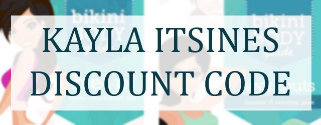 Kayla itsines discount code xameliax kayla itsines discount code kayla itsines coupon code kayla itsines promo code kayla fandeluxe Choice Image