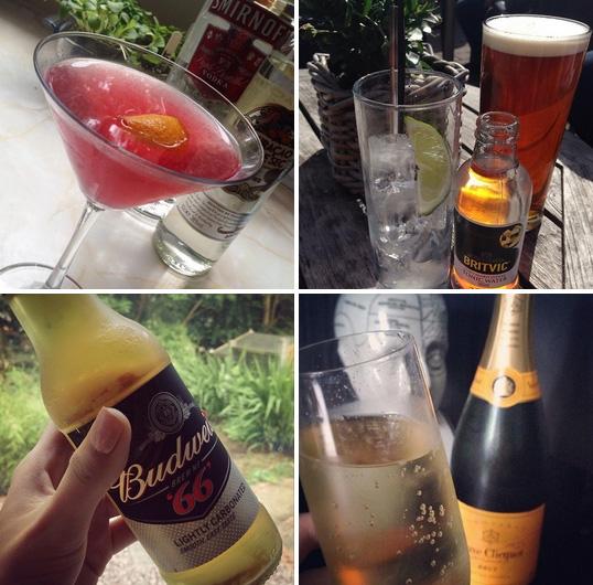 Kayla itsines alcohol, kayla itsines blog review