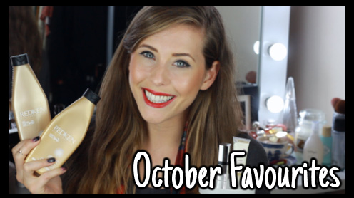 October Favourites 2014 xameliax