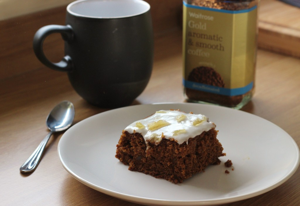 Treacle and Ginger Cake Recipe