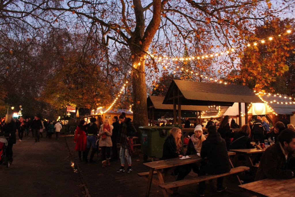 Winter Wonderland Hyde Park Review (1)