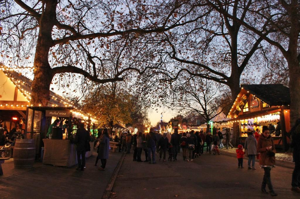 Winter Wonderland Hyde Park Review (12)