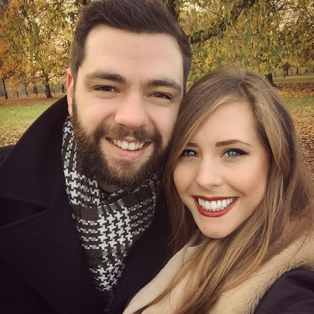 This weekend has been absolutely amazing - just what we needed before the busy run up to Christmas ❤️?? #lbloggers #weekendaway #london #hydepark #meandhim
