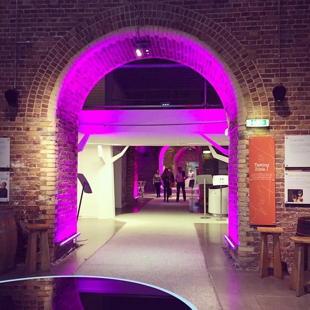 I think @VinopolisLondon is my new favourite place! ?? #lbloggers #vinopolis #london #weekendaway #winetasting