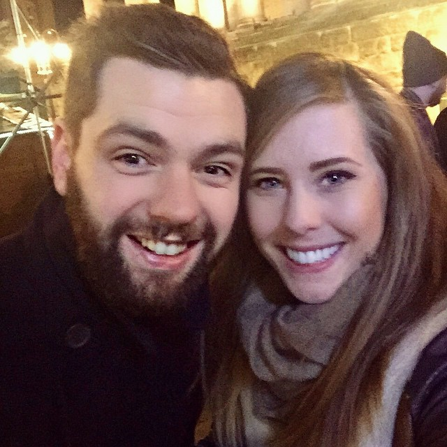 It seems the Birmingham German market is becoming a bit of a tradition! Pass the hot mulled cider...?? #lbloggers #birmingham #christmas #germanmarket #meandhim