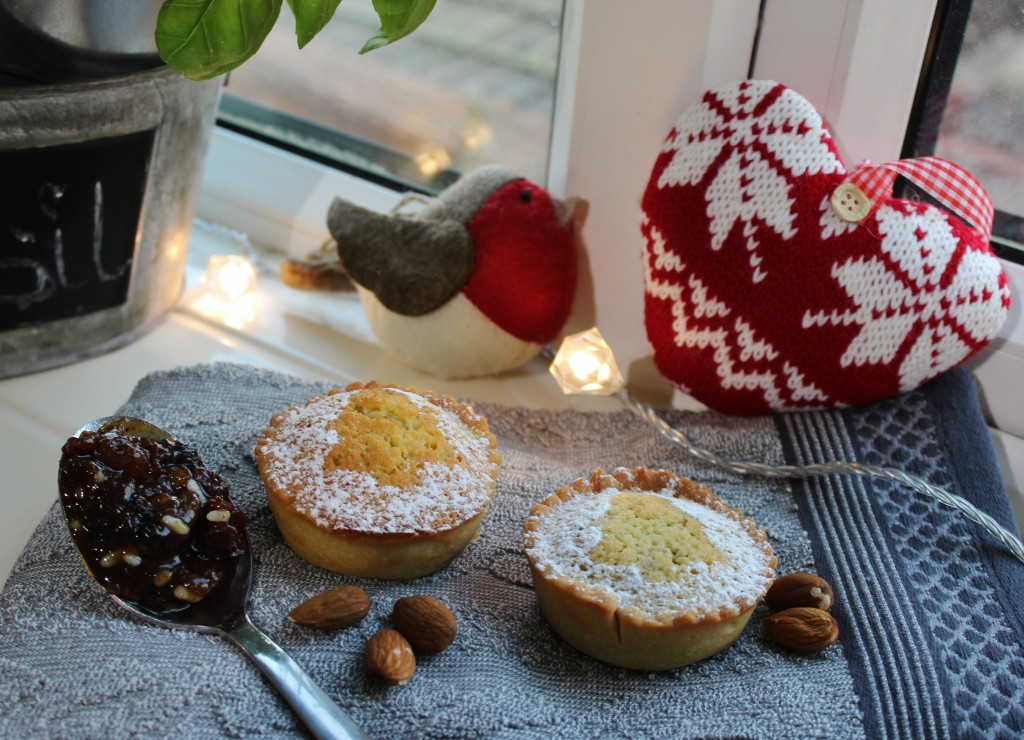 Frangipane Mince Pies | A Super Easy Recipe for All the Family!
