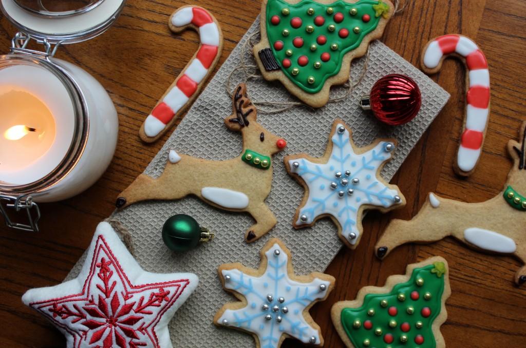 Christmas Spiced Sugar Cookies Recipe
