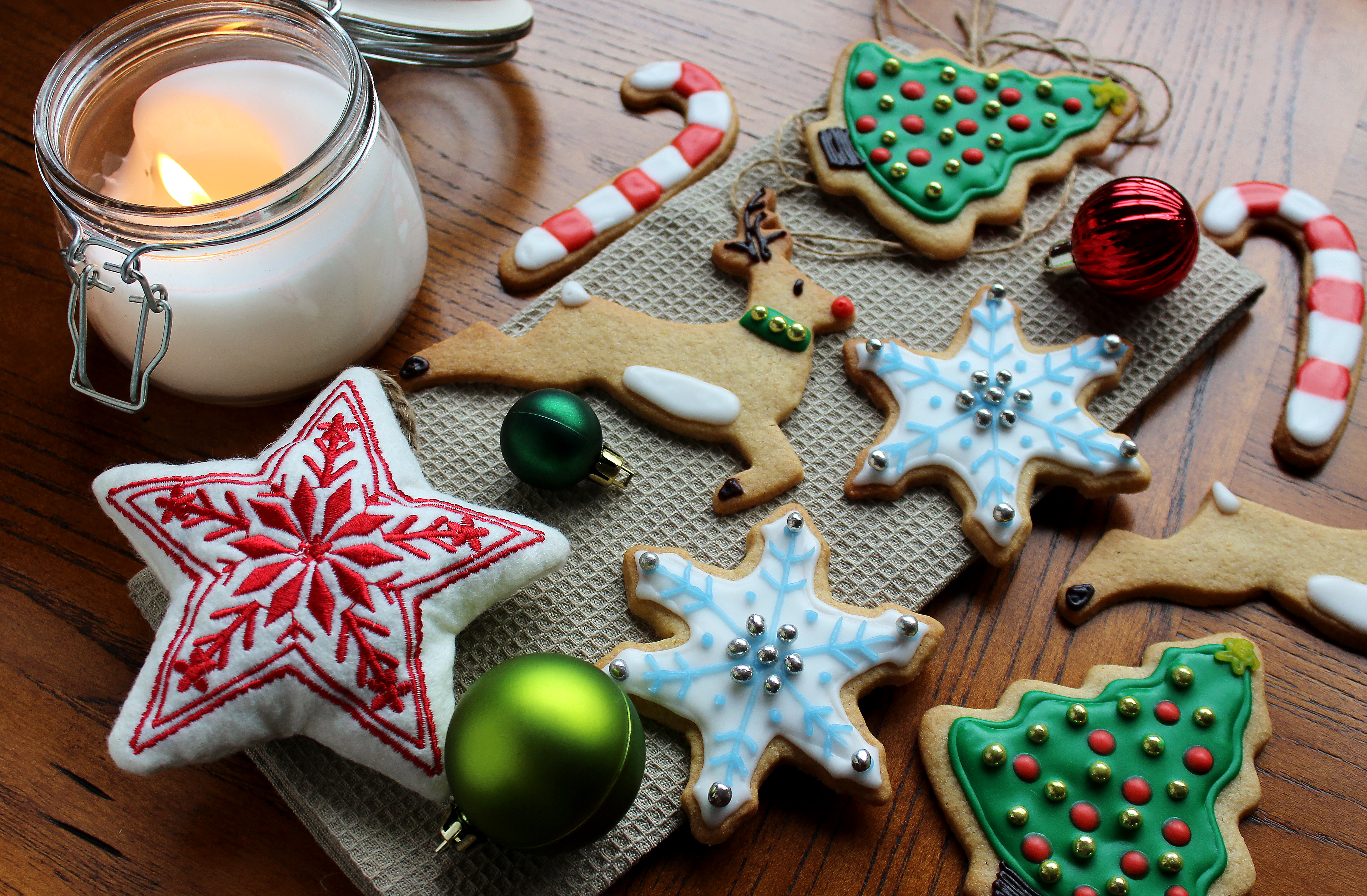 Christmas Spiced Sugar Cookie Recipe