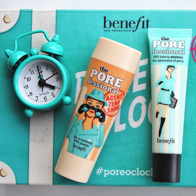 On The Blog Today | xameliax.com| A review of these skin smoothing superheroes from @benefitcosmeticsuk ? #bbloggers #spygal #poreoclock #porefessional #agentzeroshine #beauty #blogreview