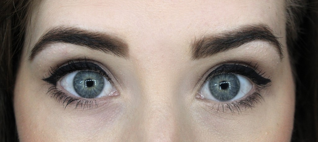 Benefit Brow Bar Before and After