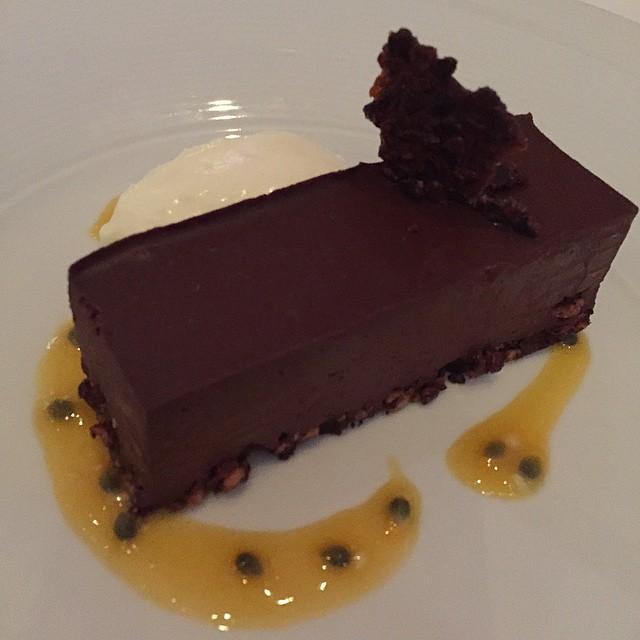 Dinner tonight @onealdwychhotel was stunning - blog post coming soon ??? #lbloggers #londontown #weekendaway #meandhim